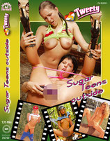 Sugar Teens outside - DVD Teeny Porn