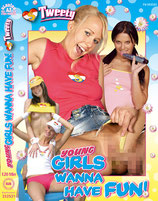 Young Girls wanna have Fun! - DVD Teeny Porn