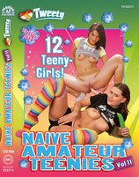Naive Amateur Teenies Vol. 11 - DVD Solo Girls