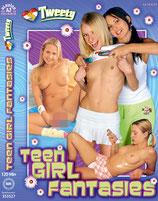 Teen Girl Fantasies - DVD Teeny Porn