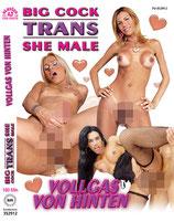 Trans - Vollgas von hinten - DVD Transen