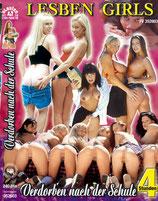 Lesben Girls-Verdorben nach der Schule - DVD Lesben