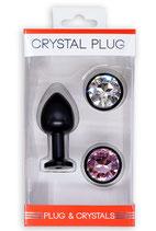Crystal Plug Set small