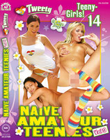 Naive Amateur Teenies Vol. 9 - DVD Solo Girls