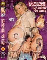 91/2 Monate schwanger und offen für alles - DVD Extreme