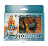 Love Cuffs tiger - Handschellen