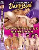 Schwanzgeile Burschen - DVD Gay