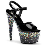 Starsplash 709 BLK star - High Heels