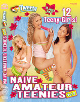 Naive Amateur Teenies Vol. 8 - DVD Solo Girls