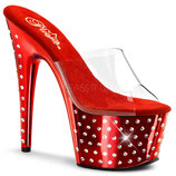 Stardust-701 clr/rot-chrome - High Heels