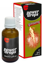 MEN POWER GINSENG DROPS