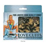 Love Cuffs leopard - Handschellen
