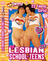 Lesbian School Teens Vol. 8 - DVD Lesben