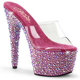 Bejeweled 701 MS pink  - High Heels