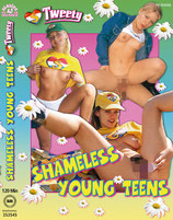 Shameless Young Teens - DVD Teeny Porn
