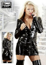 Black Level Mantelkleid