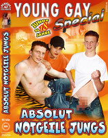 Absolut notgeile Jungs - DVD Gay