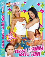 Teens wanna have fun! - DVD Teeny Porn