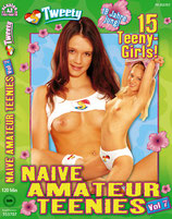 Naive Amateur Teenies Vol. 7 - DVD Solo Girls