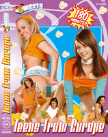 Teens from Europe - DVD Teeny Porn