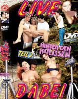 Live dabei - hinter den Kulissen - DVD Hetero