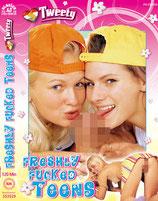 Freshly Fucked Teens - DVD Teeny Porn
