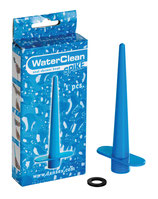 WaterClean Shower Head Spike blue