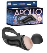 CalEx Apollo Alpha Stroker 1 grau