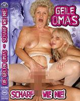 Geile Omas scharf wie nie - DVD Oma's & Opa's