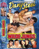 Wilde Jungs - DVD Gay