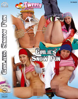 Girlies Snow Fun - DVD Teeny Porn