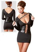 Dominakleid schwarz - Kleider