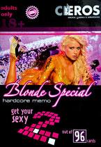 Blonde Special Memory - Erotikspiel
