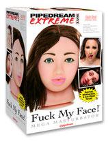 Fuck My Face - Masturbator