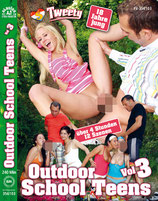 Outdoor School Teens Vol. 3 - DVD Teeny Porn