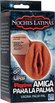 Noches Latinas Vagina Palm Pal - Masturbator
