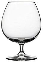 Cognac-Schwenker Mondial, 2 + 4 cl geeicht