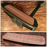 Milled Tellurium Copper Replacement Insert for Most Odyssey Putters