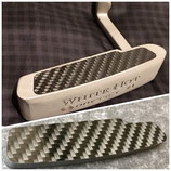 Aftermarket Carbon Fiber Insert for Odyssey White Hot #1 RH Putter