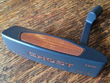 Milled Tellurium Copper Aftermarket Insert for Taylormade Ghost TM-110 Putters & More
