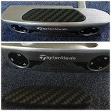 "Aftermarket Carbon Fiber Insert for TaylorMade TP Collection Putter, 2.5"" length"