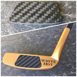 Aftermarket Carbon Fiber Insert for Odyssey White Hot #8 RH Putter