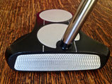 Odyssey Putter Replacement Insert XG 2-ball, Milled Aircraft Al