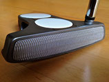 Aftermarket Milled Aircraft Al Insert for Odyssey White Hot 2-ball Blade RH Putter