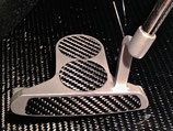 Aftermarket Carbon Fiber Insert for Odyssey White Hot 2-ball Blade RH Putter