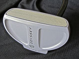 Odyssey Putter Replacement Insert For White Hot 2-ball original, Aircraft Aluminum, righthand