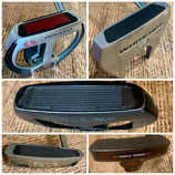 Horizontal Groove Carbon Fiber Replacement Insert For Most Odyssey Putters