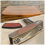 Milled Copper Insert for Nike Method putter