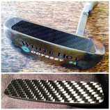 Aftermarket Carbon Fiber Insert for Odyssey White Hot #4 Putter