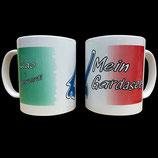 """Tasse aus Keramik """"Mein Gardasee"""""""